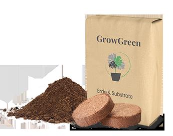 Grow Erde & Substrate