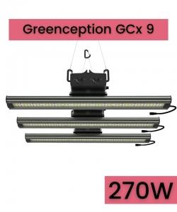 Greenception GCx 9 / 270 Watt