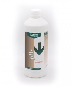 Canna PH- Organosäure, für Wuchs und Blüte 1l