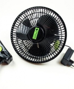 GHP Clipfan/Clip-Ventilator ø20cm 12W