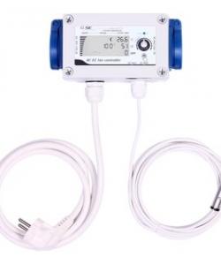 GSE-AC EC LCD Controller 2Fan 2x5A