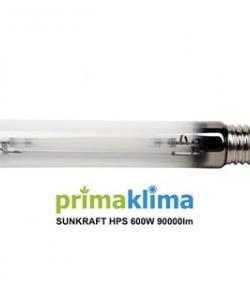 Prima Klima Sunkraft 600W HPS Blüteleuchtmittel