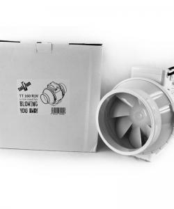 Taifun II Speed 405-520m³/h, 160mm Flansch